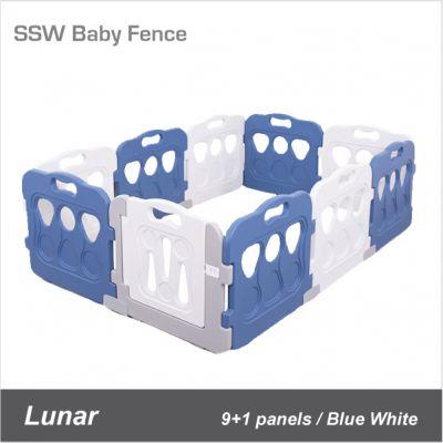Lunar Baby Fence (Blue)
