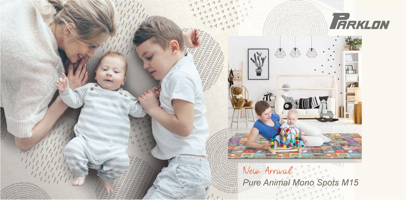 Pure Animal Mono Spots M15